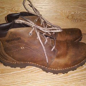Caterpillar chukka boot